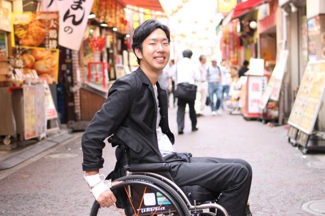 """""""出会い""""がいつも僕を救ってくれた。車椅子トラベラー・三代達也が世界一周をした理由"""