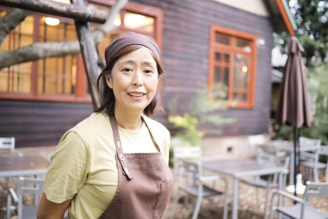 """""""物語""""があるこの洋館を残したい。「カフェおきもと」店主・久保愛美さんが開業した理由"""